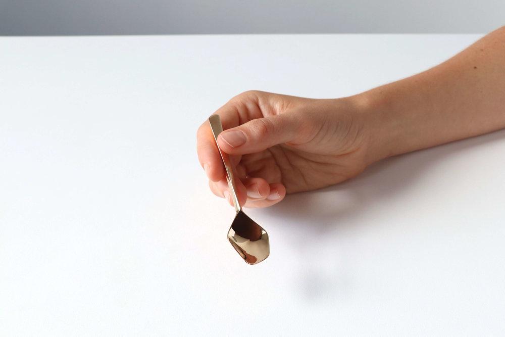 Poise Tea Spoon by KAMP.studio