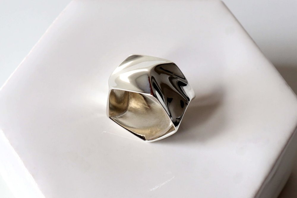 Flux Ring by KAMP.studio
