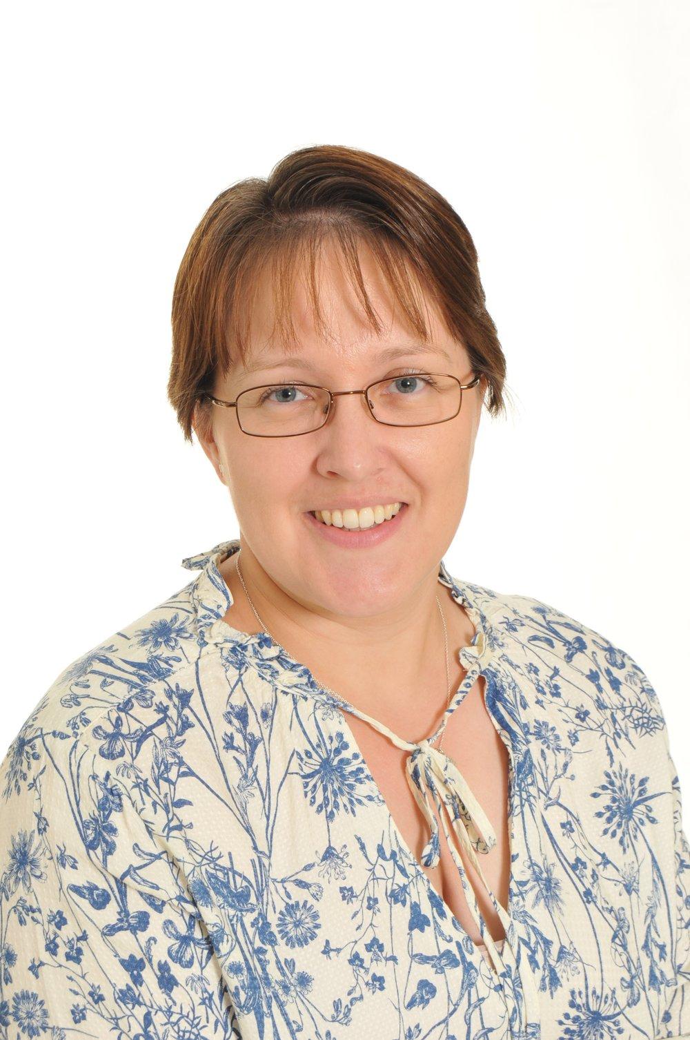 Clare Brown   Head of Upper School