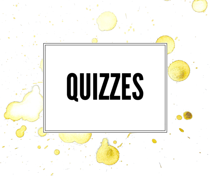 Not sure what font best fits to your personality? Which Squarespace template is right for you? What type of creative person are you? Use my quizzes to fine-tune your branding and marketing so that you can stop looking like all the other generic creatives online.