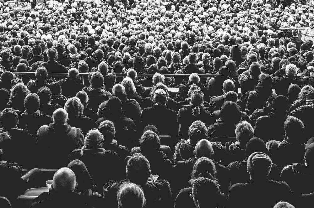 公眾演說:對同仁的激勵、佈達,是建立在企業裡信任的關鍵時刻