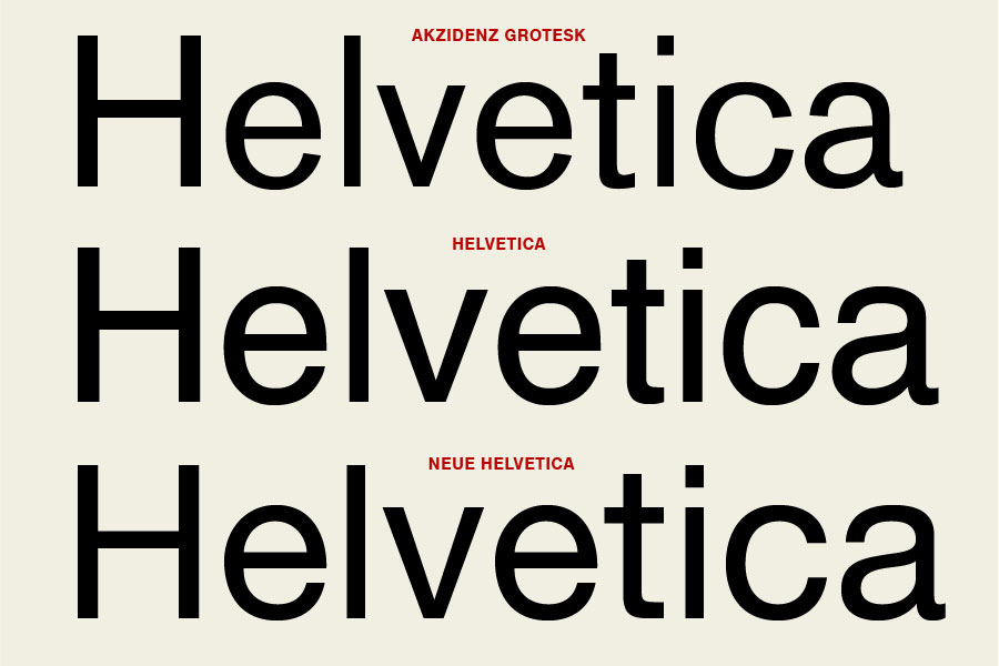 Helvetica,圖片出處:http://creativepro.com/typetalk-good-looking-helvetica-size/