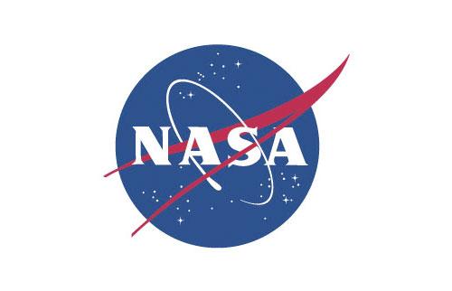 NASA 被稱之為 meatball 的 logo,圖片出處:http://www.logodesignlove.com/nasa-logo