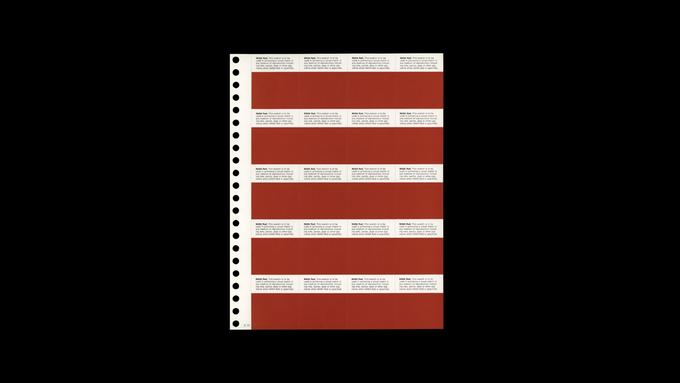 圖片出處:https://www.kickstarter.com/projects/thestandardsmanual/reissue-of-the-1975-nasa-graphics-standards-manual/description