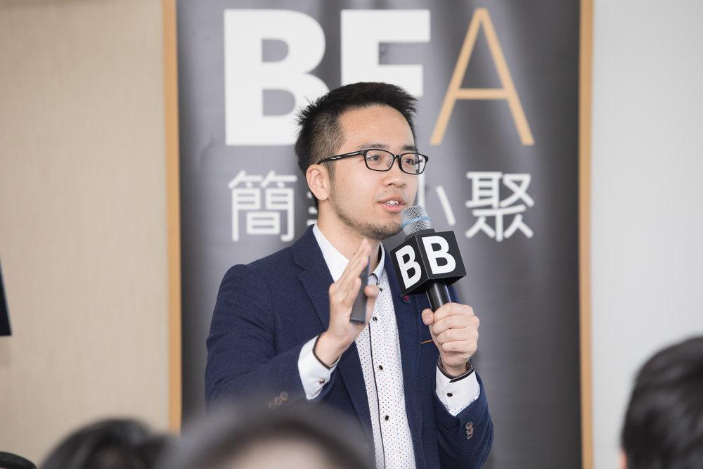 justfont 共同創辦蘇煒翔:字體的存在是為了延續社交