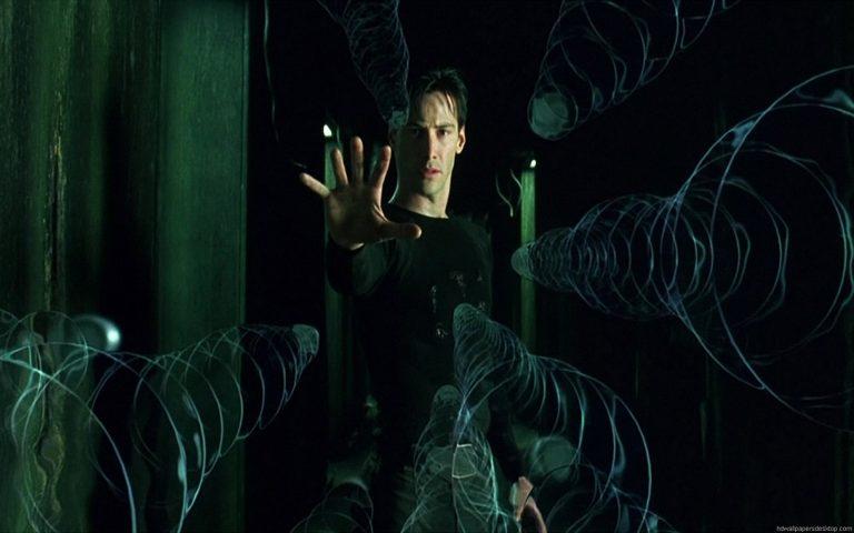 駭客任務,1999年上映的經典科幻電影。圖/ imdb