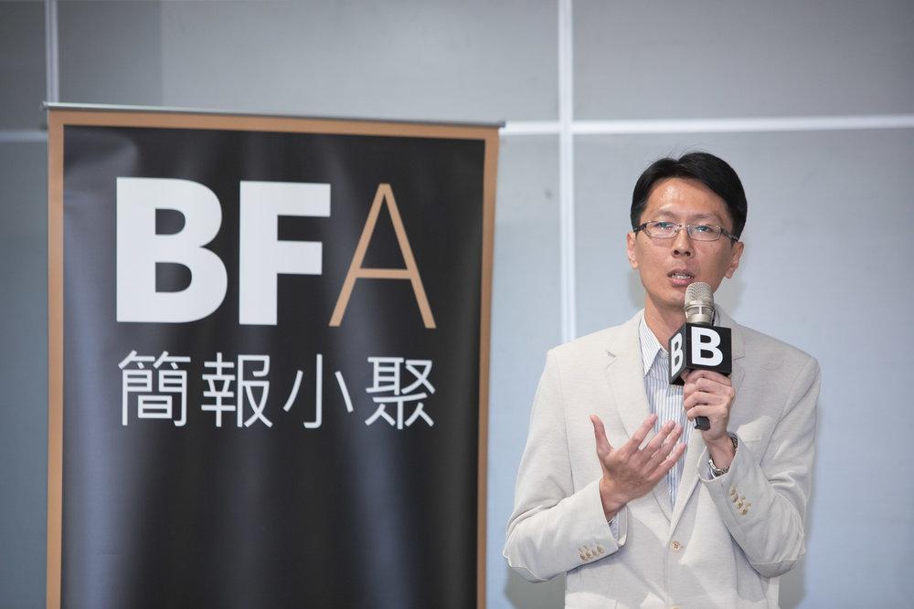 立本台灣聯合會計師事務所(BDO)副總經理 吳育宏:利他,專業簡報者應該具備的心態