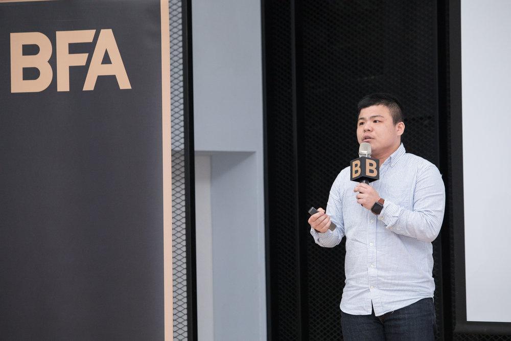 LINE TV 業務經理 郭璿皓:不要想我們沒有什麼,要想我們可以給出什麼