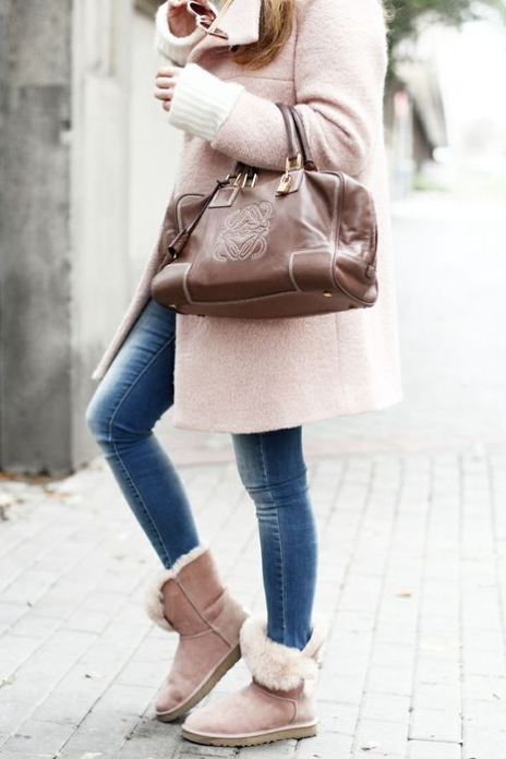 7c1e03ac224 How to: Wear Ugg Boots in Public. — The Style Formula.