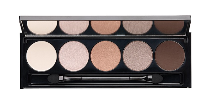 FYI this eyeshadow palette is LIFE! The perfect combination of tones, shimmers and highlighters.