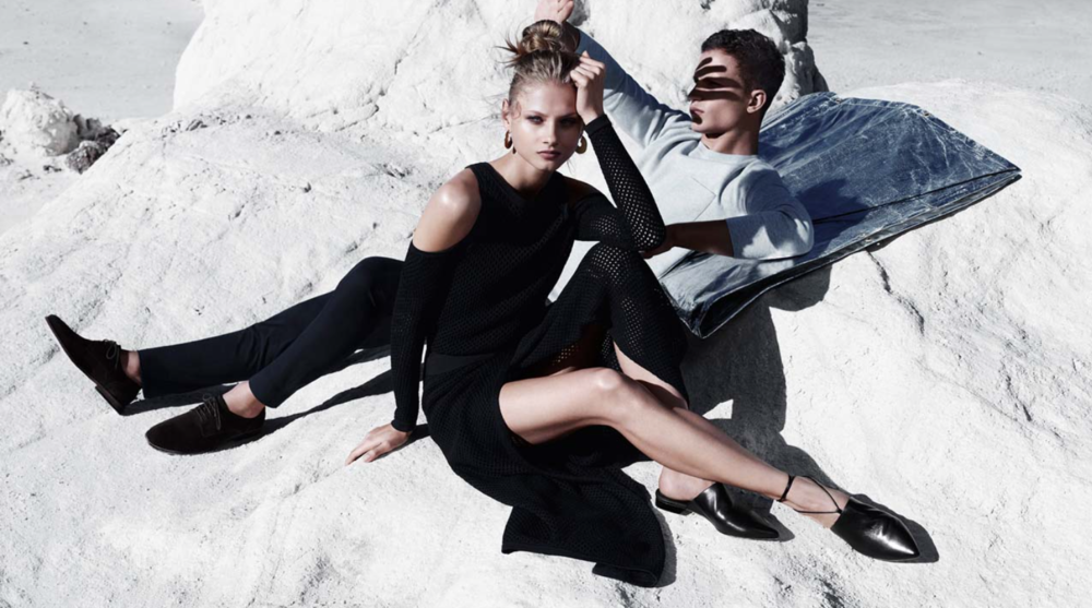 Witchery S/S16 campaign