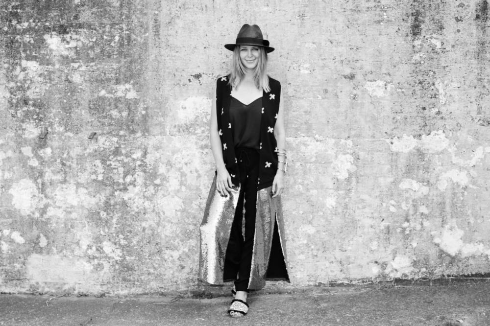 Sass & Bide Style Week Fashion Shoot - Sophia Aarons photography