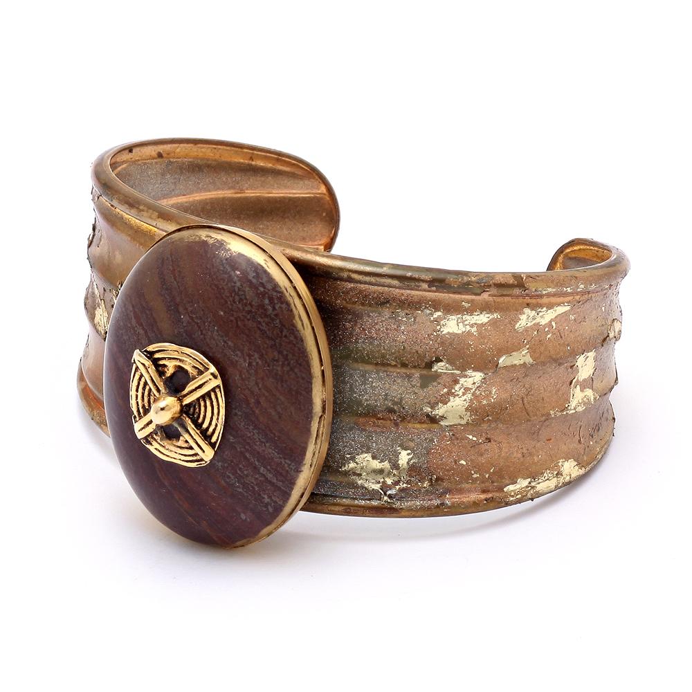 Handmade Bracelet Cuff by AVprophoto
