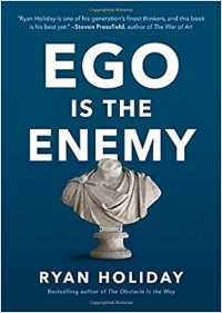 Ego Is The Enemy - Miriam Ballesteros