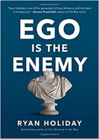 Ego Is The Enemy - Miriam Ballesteros