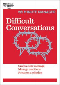 Difficult Conversations - Miriam Ballesteros
