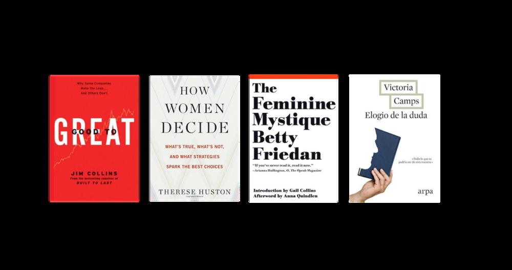 Gemma Cernuda - MiriamBallesteros.com - Favorite Books