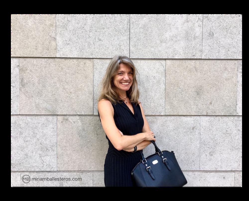 MiriamBallesteros.com - Interview with Gemma Cernuda
