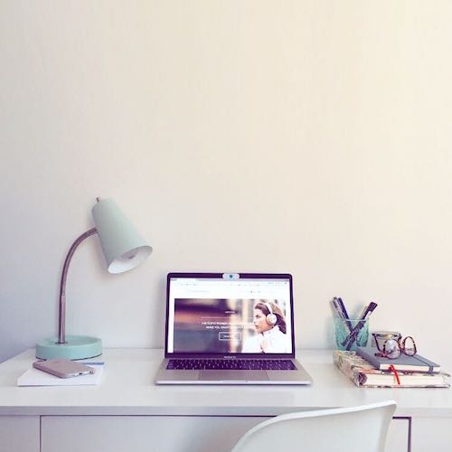 2. Designate a work space - Working from home - MiriamBallesteros.com.jpeg