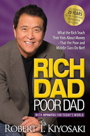 Miriam Ballesteros -  Rich Dad Poor Dad, by Robert T. Kiyosaki