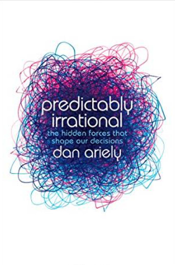 Predictably Irrational by Dan Ariely - Miriam Ballesteros blog