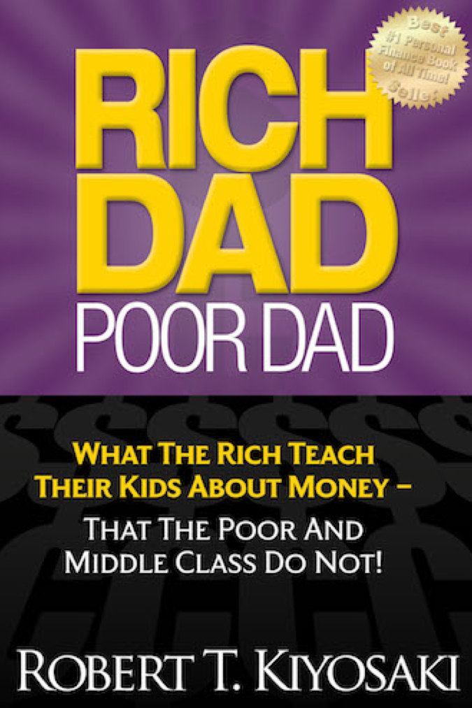 Rich Dad Poor Dad - Miriam Ballesteros blog