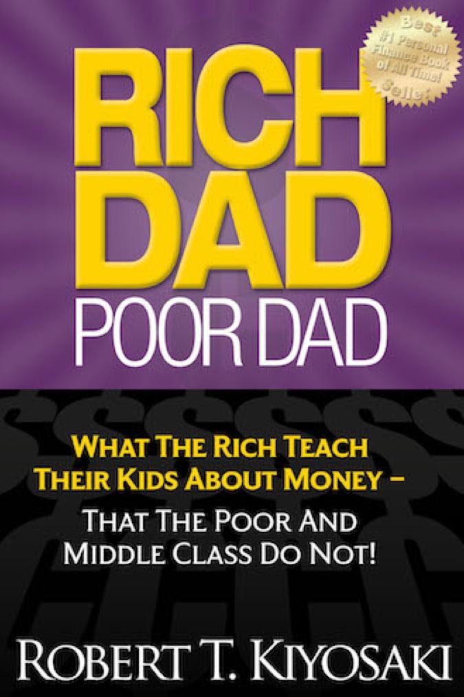 Rich Dad Poor Dad - Miriam Ballesteros blog