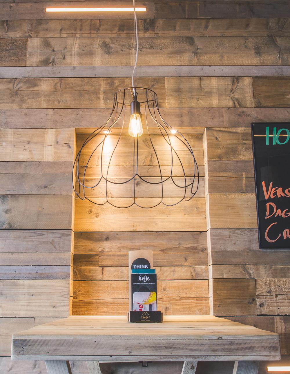 Think bar & lounge — mangostudio