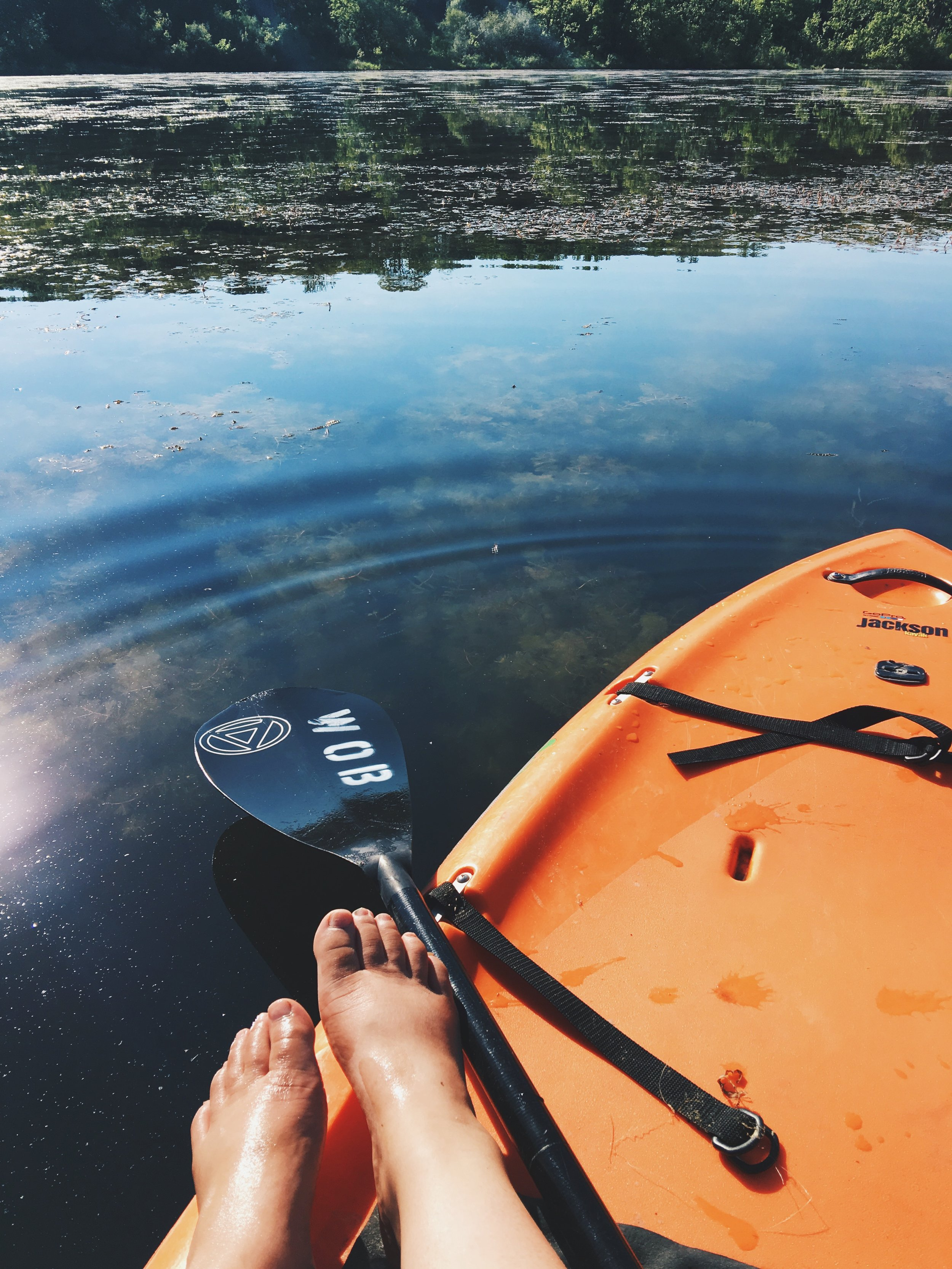 Processed with VSCO with hb2 preset Paddleboarding Cabela's