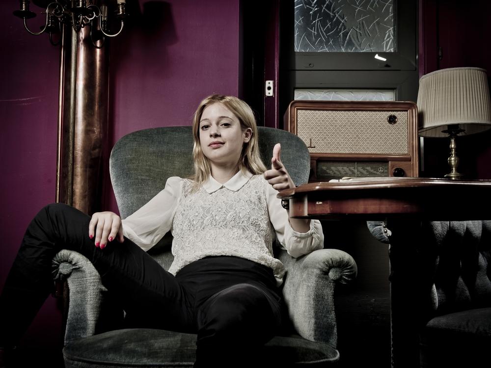 Lara Stoll (Foto von Jonas Reolon)