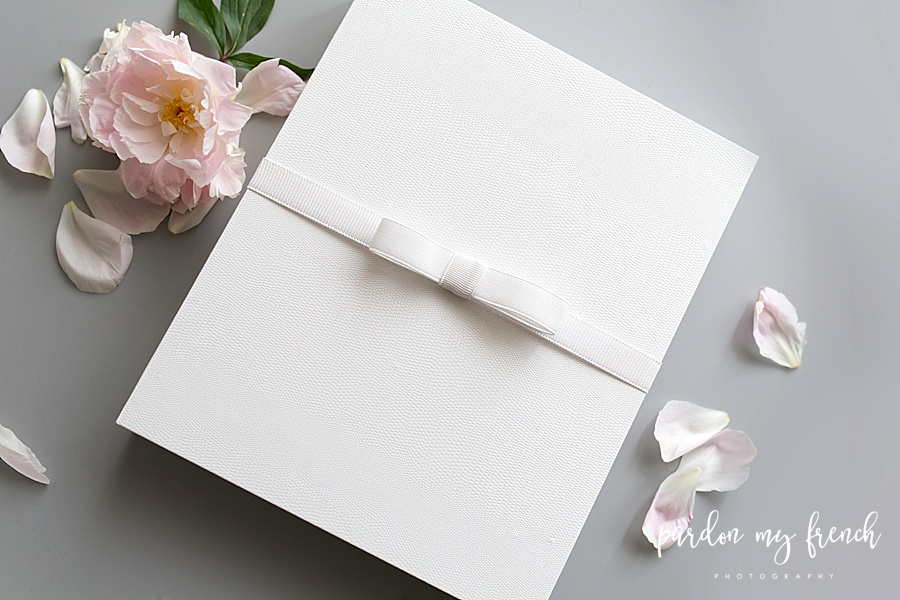 Wedding Presentation Box