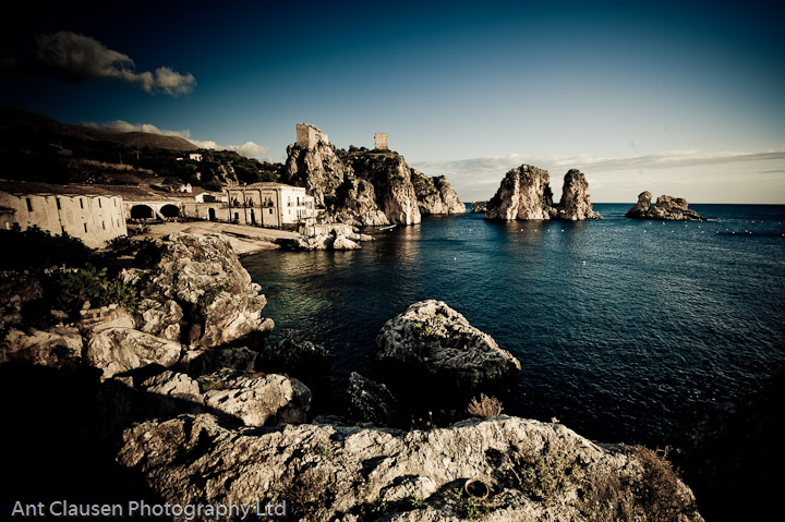 photos of Tonnara di Scopello, Sicily by Ant Clausen Liverpool Photographer, photography, pics, event, photography, PR, commercial