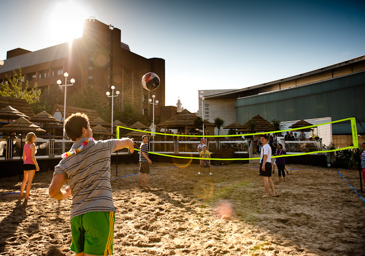 photos of liverpool one beach volleyball, photography, pics, blog, festival, event, photography