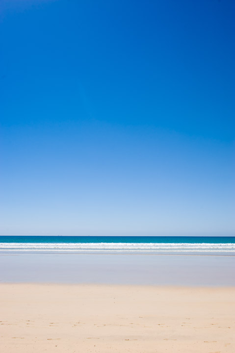 Photo of New Zealand beach by Liverpool Photographer Ant Clausen