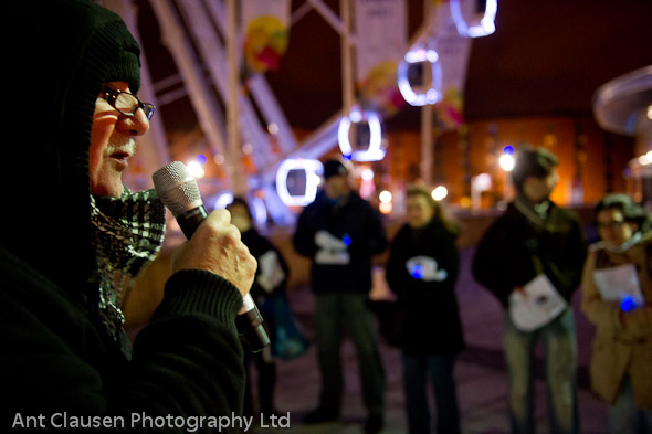 photos of john lennon peace vigil, liverpool, photography, pics, beatles, story