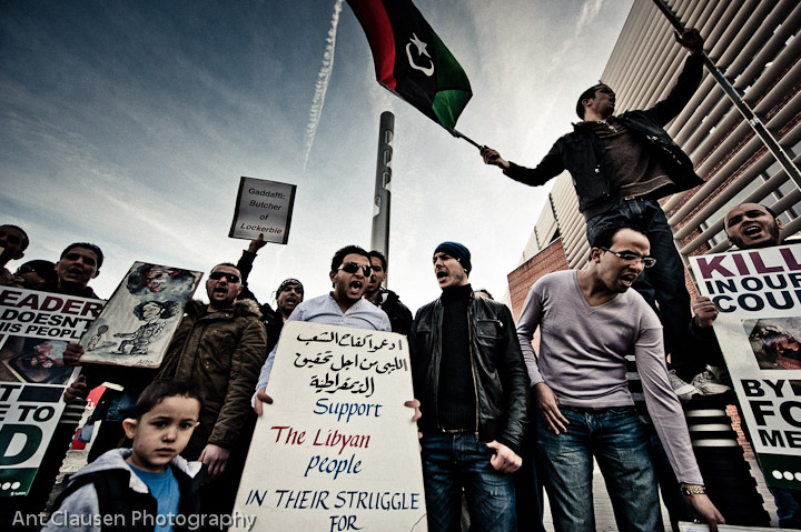 photos of Libyan, protest, gaddafi, Liverpool One by Ant Clausen Liverpool Photographer, photography, pics, event, photography, PR, commercial