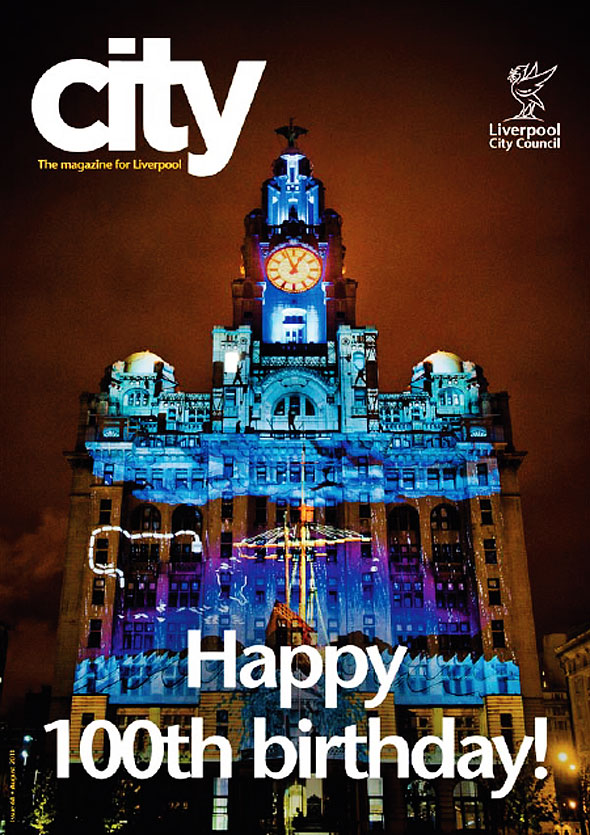 liverpool city mag cover photography