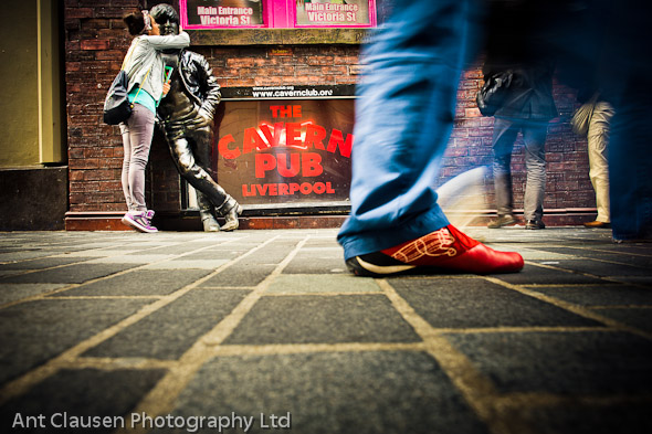 photo of mathew street liverpool