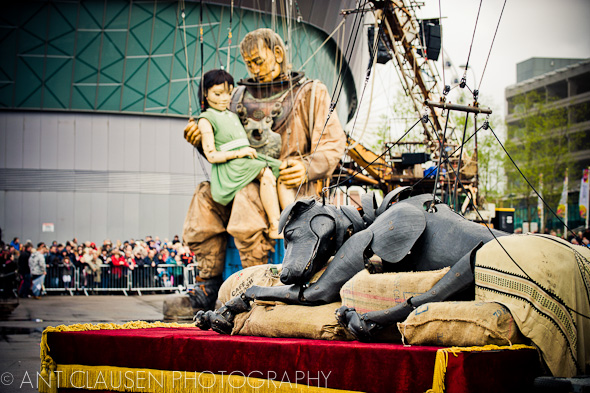 photos of liverpool sea odyssey giant spectacular