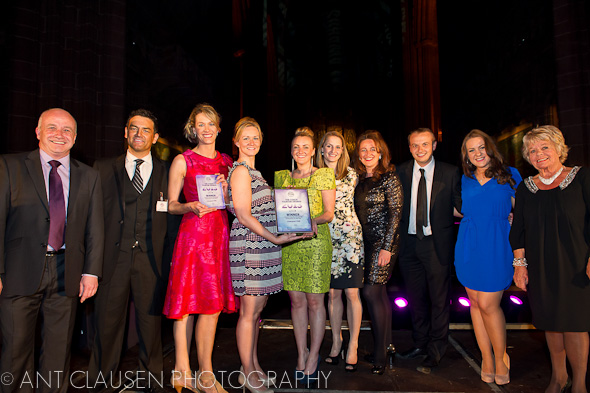 liverpool one coach tourism awards photo
