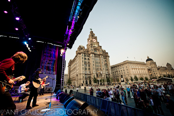 photos from music on the waterfront liverpool