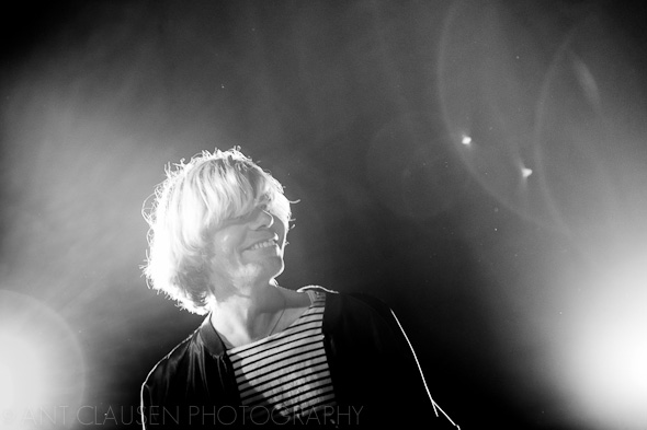 photos from the charlatans gig in liverpool saint georges hall