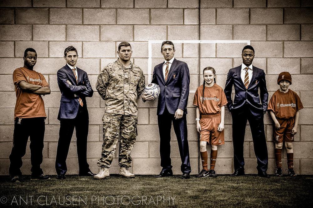 LFC Foundation - photos for the Liverpool Football Club