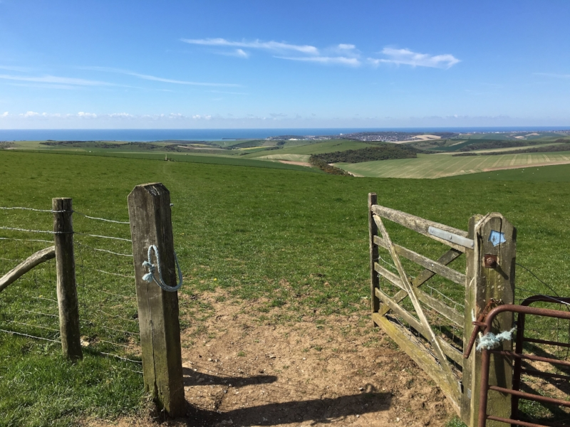 gate firle beacon