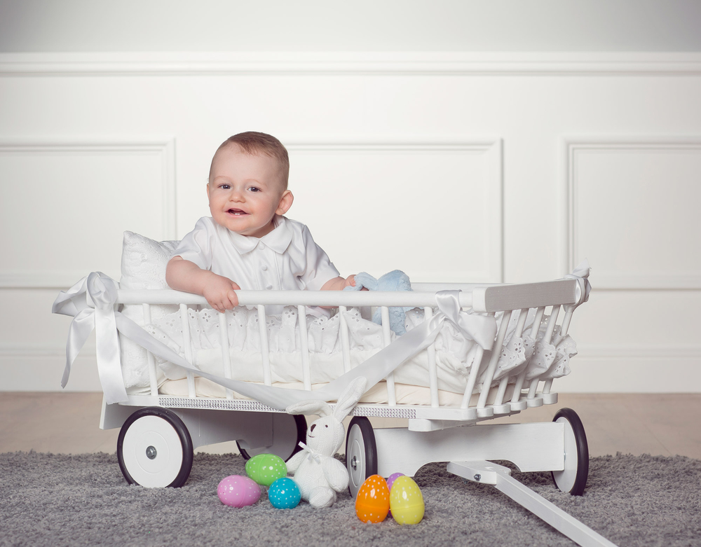 Baby Wedding Carriage 3