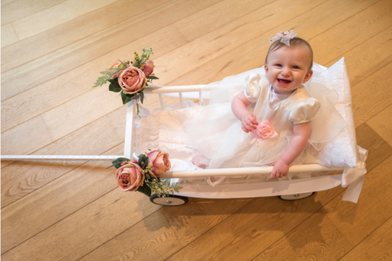 Baby Wedding Carriages