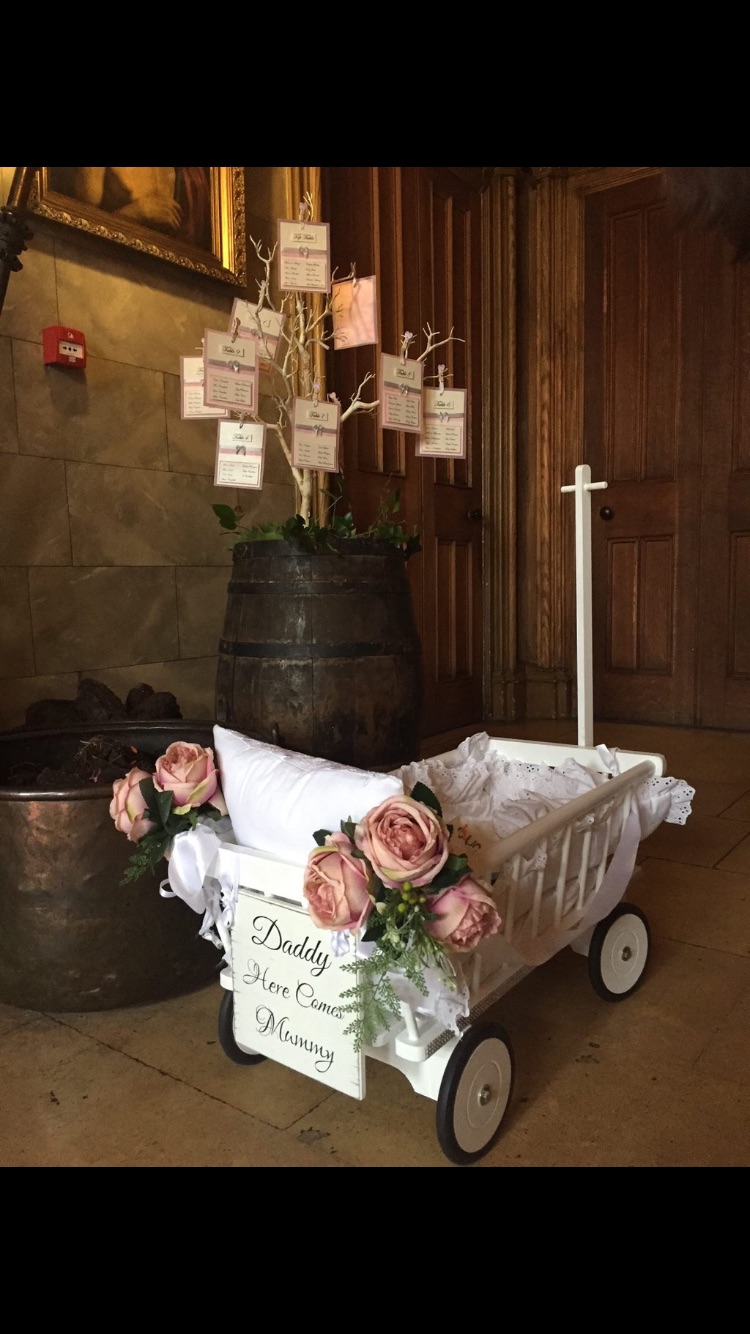 The Baby Wedding Carriage