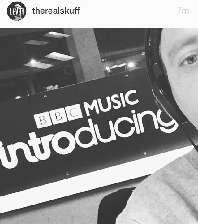 Check out @therealskuff on #BBCIntroducing tonight from 8 #LEVEL #SKUFF #AUDIODANGER