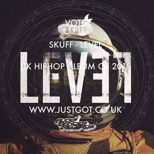 Vote @therealskuff #Level Head on over to www.justgot.co.uk @justgotuk