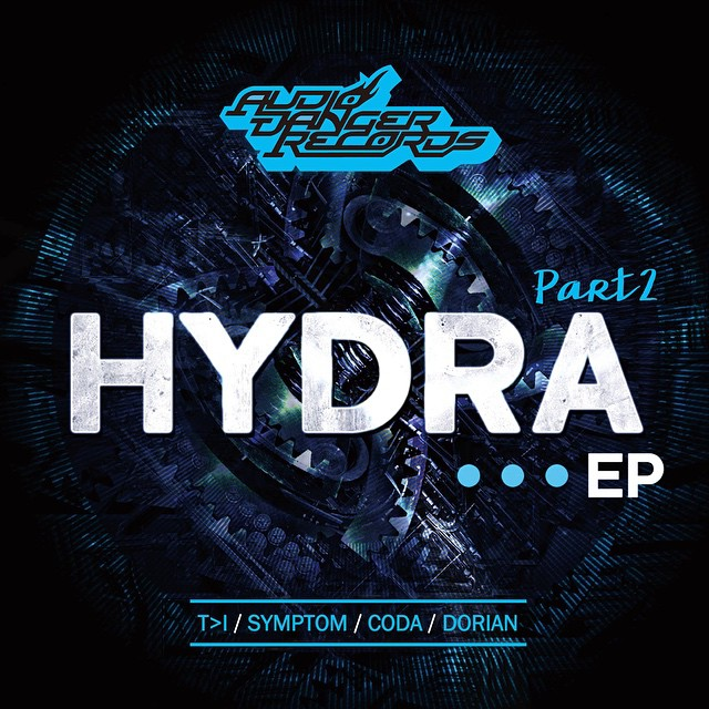 The next #audiodanger EP #Hydra (part2) Feat: T I / SYMPTOM / CODA / DORIAN  Look out for the release date